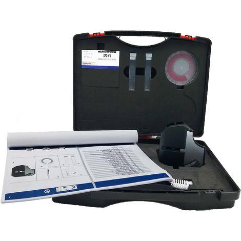 Test maletín disco colorímetro Oxígeno activo rango medición 0.0 - 20 mg/l