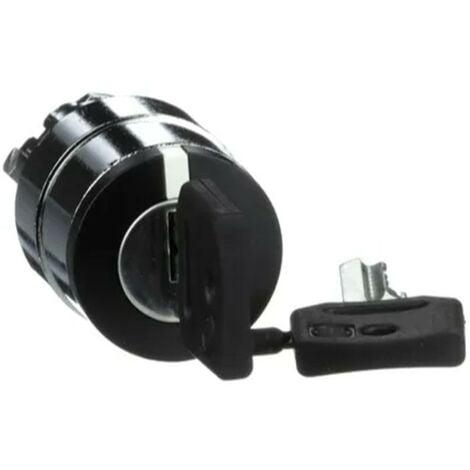 Testa Selettore a chiave Telemecanique 2 Posizioni ZB4BG2