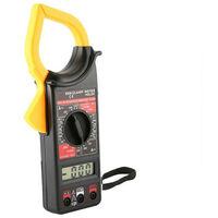 Tester multimetro digitale pinza amperometrica test clamp puntale DT-266