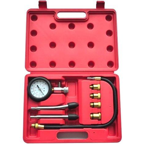 Testeur compression Compressiometre Essence auto moto bateau 9 pièces