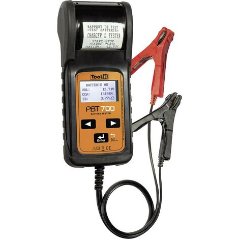 Testeur de batterie de voiture GYS PBT700 - Start/Stop 024229 1 pc(s)