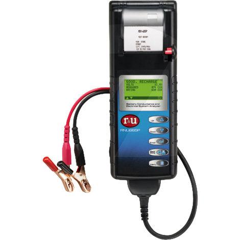 Testeur de batterie RNU655P Avec imprimante intégrée