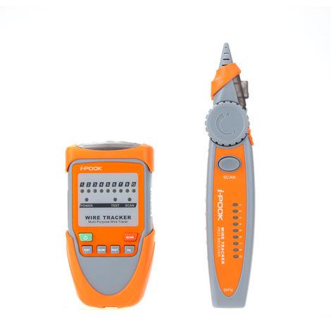Testeur De Cable I-Pook Pk65H, Avec Sensibilite Reglable