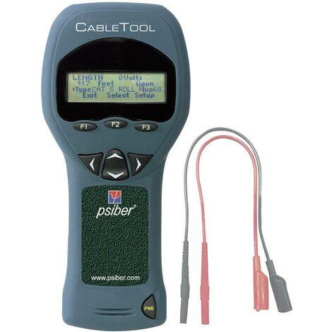Testeur de câble multifonction avec mesure de la longueur TDR Q79184