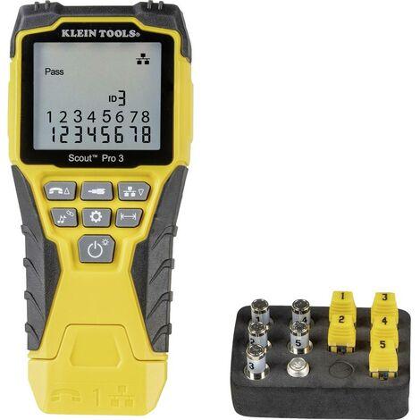Testeur de câbles audio/vidéo, réseau, télécommunication Klein Tools VDV501-851 1 pc(s)