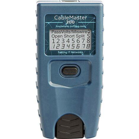 Testeur de câbles de Données Psiber Data CM200