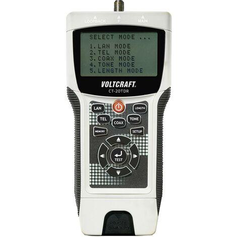 Testeur de câbles LAN CT-20TDR Q59018