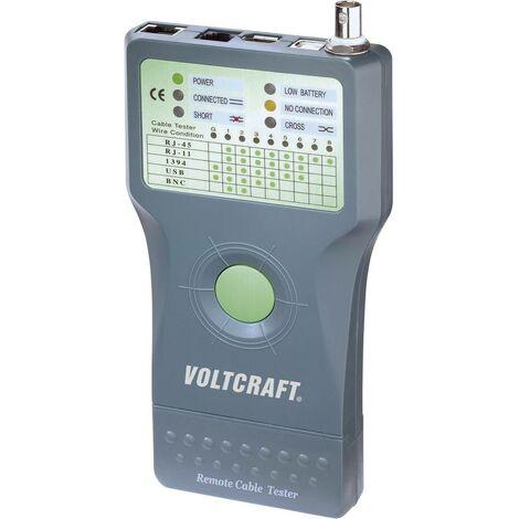 Testeur de câbles Voltcraft CT-5