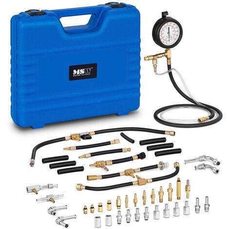 Testeur De Compression Cylindre Compressiomètre Moteur Essence Coffret Bars Psi