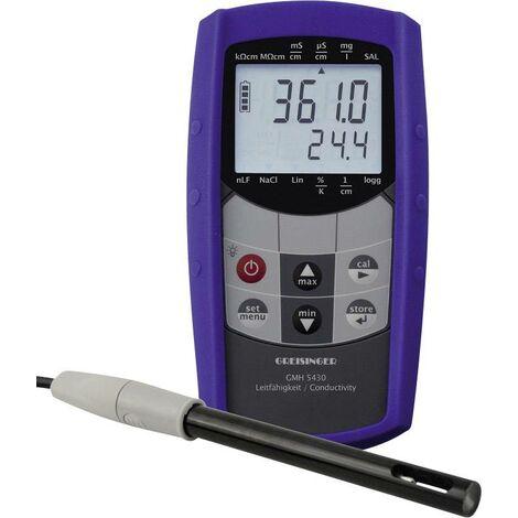 Testeur de conductivité GMH 5430 + LF400 Greisinger GMH 5430-400 Y732591