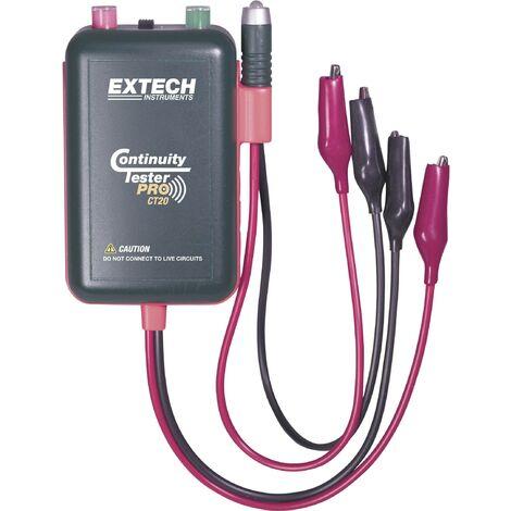 Testeur de continuité professionnel CT-20 Extech Q79934