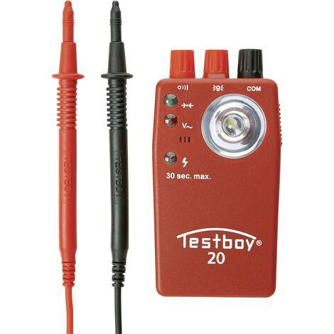 Testeur de continuité TESTBOY® 20 Plus Q55658