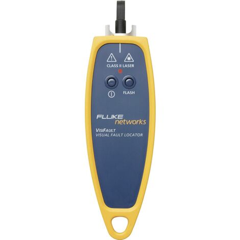 Testeur de fibre optique Fluke Networks VISIFAULT réseau Q036081