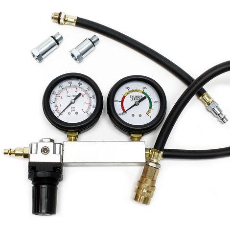 Testeur de fuite de cylindre Kit pour la détection des fuites de cylindre des moteurs à essence