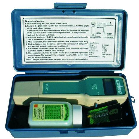 Testeur de pH électronique pour Piscine