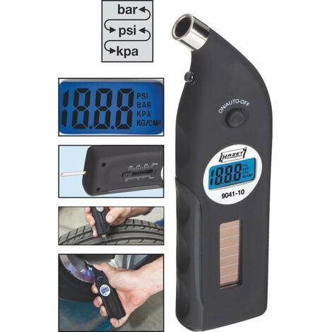 Testeur de pression des pneus numérique Hazet 9041-10