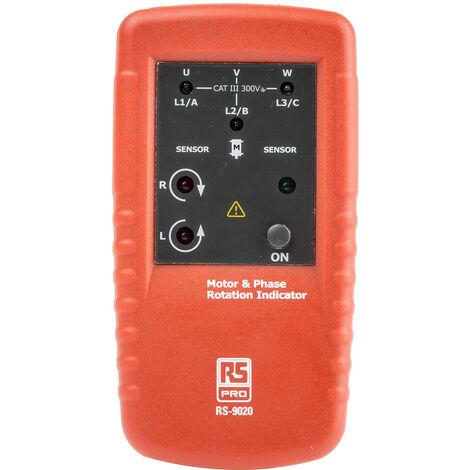 """main image of """"Testeur de rotation de phase RS PRO RS9020"""""""