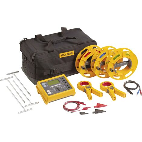 Testeur de terre GEO Fluke 1625-2 Kit Q492741