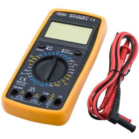 Testeur digital multimètre 10A