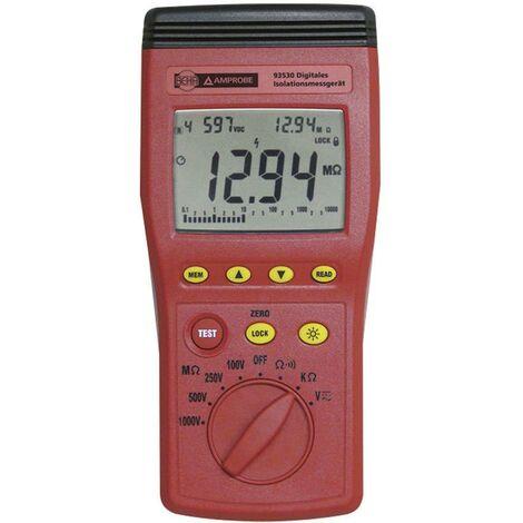 Testeur d'isolation Beha Amprobe 93530-D CAT III 600 V Q79259