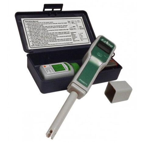 Testeur électronique de pH eau piscine et spa - CCEI
