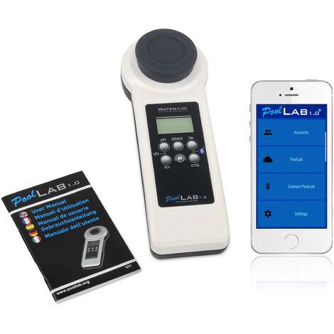 Testeur électronique pour piscines - Photomètre Pool-Lab 1.0