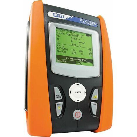 Testeur installation PV HT PV-Checks 0W à 9999 KW