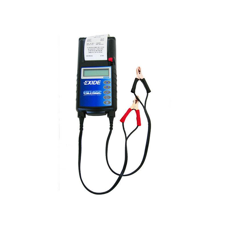 Exide - Exide - Testeur numérique Exide EBT165P pour batteries plomb 12V