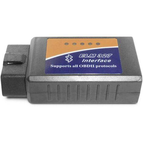 Testeur OBD II Adapter Universe OBD2 E-327 Bluetooth CAN BUS Interface 7260 1 pc(s)