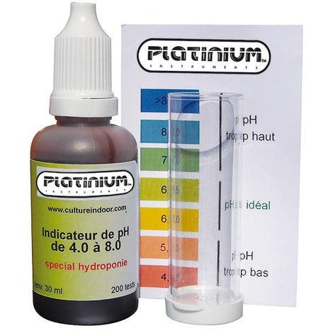 Testeur pH - Test Kit pH - Platinium Instruments alcalinité