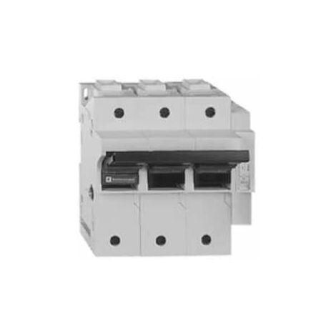 TeSys GK1 - corps de sectionneur fusible - 3P - 50A - pour fusible NFC 14x51mm - GK1EV