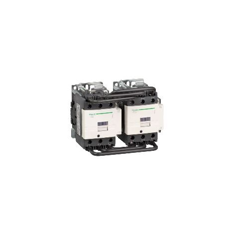 TeSys LC2D - contacteur inverseur - 3P - AC-3 440V - 95A - bobine 230Vca - LC2D95P7