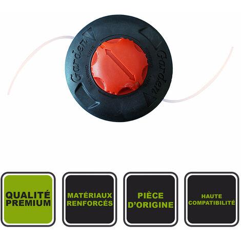 Tête à 2 fils Silex® pour débroussailleuse à chargement facile - ø 3.5mm