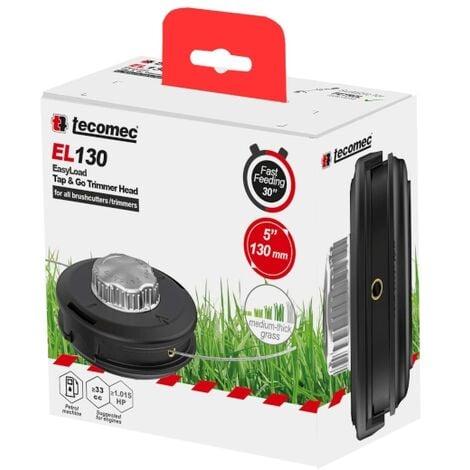Tete à fil nylon universelle débroussailleuse Tecomec Easyload