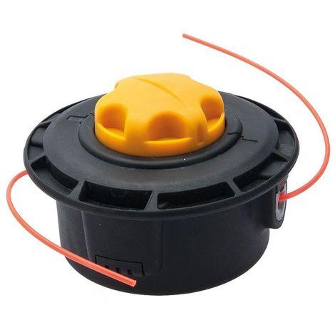 Tête automatique débroussailleuse - Fil inclus - diamètre de 1 à 3 mm