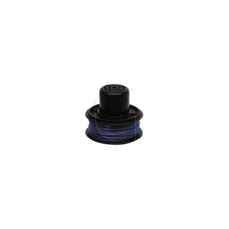 Tête coupe bordure debroussailleuse adaptable pour BLACK & DECKER RS136, RS136-BK