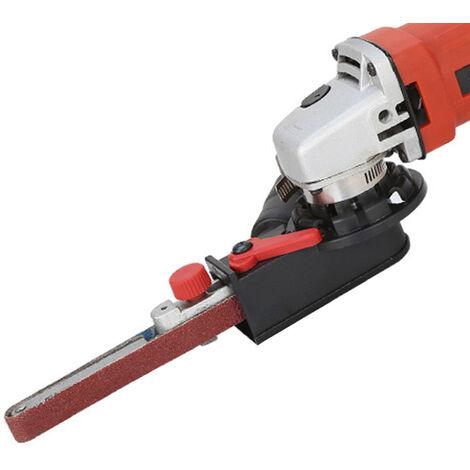 Tete de ceinture de meuleuse d'angle Mini tete de ceinture pour machine apapier de verre verre bois metal plastique meulage