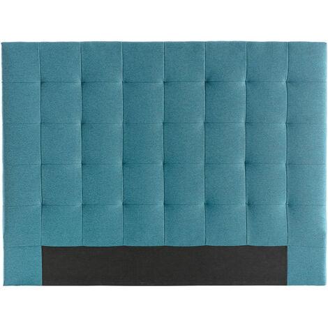 Tête de lit capitonnée en tissu 140 cm HALCION