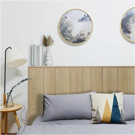 Tête de lit en Bois L165 cm - UGO - Bois clair