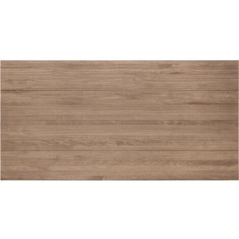 Tête de lit en bois vieillie 200x80cm