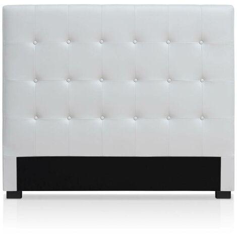 Tête de lit Luxor 140cm Blanc
