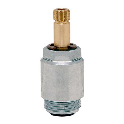 Tête de robinet adaptable Porcher 18/125 n°2 monotrou