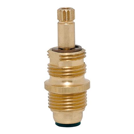 Tête de robinet adaptable Porcher 18/150 n°2 3 trous
