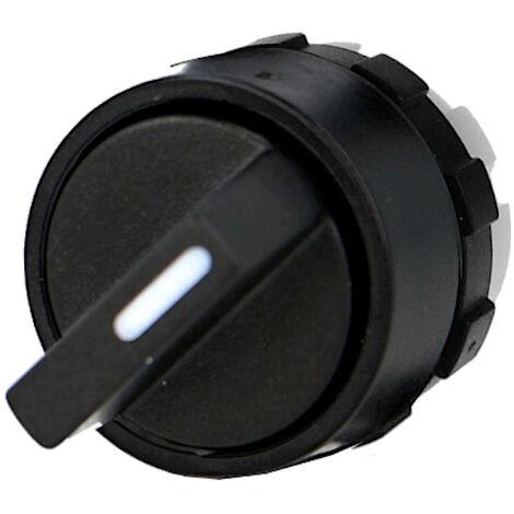 Tête de sélecteur rotatif IMO Ø22mm deux positions