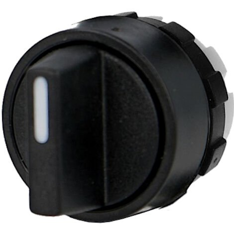 Tête de sélecteur rotatif IMO Ø22mm trois positions