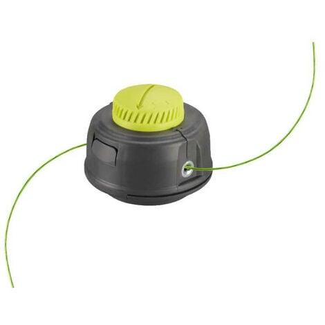 Tête double fil RYOBI Pour coupe bordure sur batterie - Reel-Easy diamètre 2,0 mm RAC159