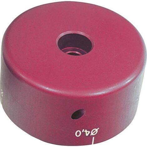 Tête d'usinage pour Ø 1 4 4,8 6 mm pour appareil de meulage électrodes tungstène