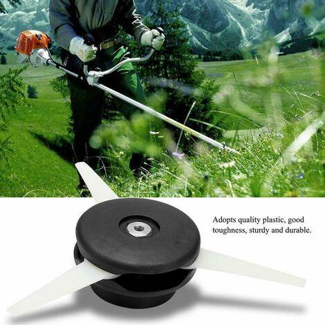 Tête faucheuse de tondeuse à coupe automatique à alimentation par bosses nouvelle pour pièces de tondeuse à gazon 8*1.25mm