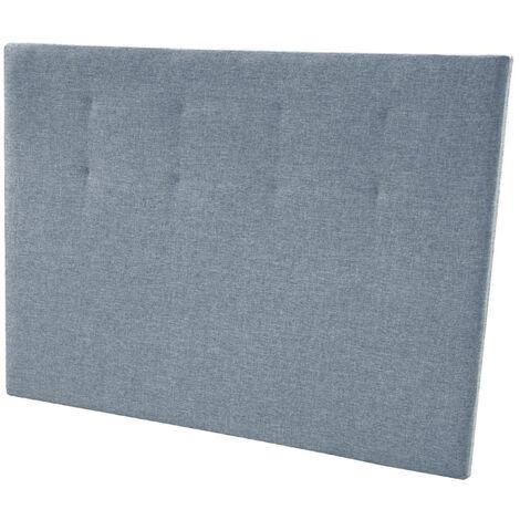 Tête lit Avantage 160 tissu baltique