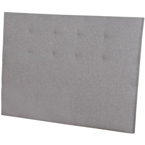 Tête lit Avantage 160 tissu lin